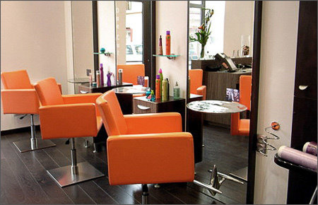 Ad notam anwendungen for A creative touch beauty salon