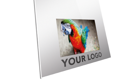 LOGO INTEGRATION  CUSTOMIZE YOUR AD NOTAM BY USING YOUR LOGO. ON