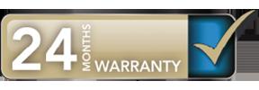 Standard Warranty. 24 Months