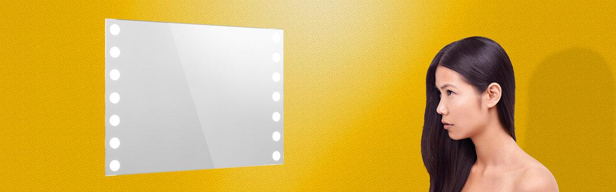 Lichtspiegel Insert